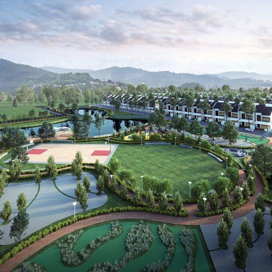 Pahang – MentakabMentakab Heights