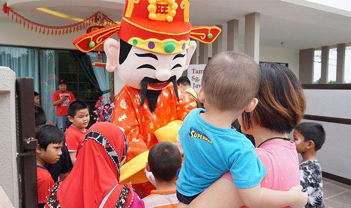 Taman Sg Soi Jaya 2 - CNY Celebrations