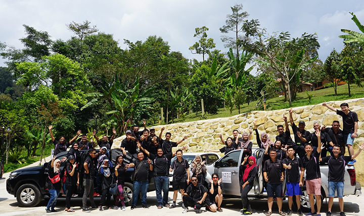 MZEC Group Team Building 2019 - Janda Baik